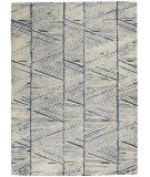 Nourison Colorado CLR01 White Blue Area Rug