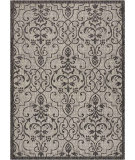 Nourison Country Side CTR04 Ivory - Charcoal Area Rug