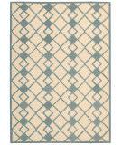 Nourison Decor Der03 Ivory Blue Area Rug