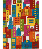 Nourison Dws02 Miles Ds202 Multicolor Area Rug