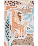 Nourison Dws04 Bailey Ds400 Coral Area Rug