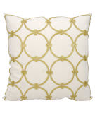 Nourison Luminescence Pillow E0953 Light Gold
