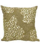 Nourison Luminescence Pillow E5000 Light Gold