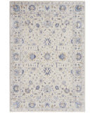 Nourison Silky Textures Sly09 Ivory Area Rug