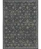 Kathy Ireland Moroccan Celebration KI385 Navy Area Rug