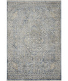 Nourison Lustrous Weave Luw02 Blue - Ivory Area Rug