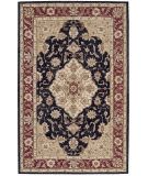 Nourison Golden Crown GO02 Black Area Rug