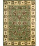 Nourison Golden Saga GS-09 Green Area Rug