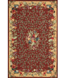 Nourison Country Heritage H-358 Brick Area Rug