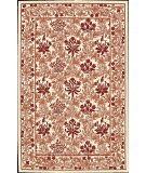 Nourison Country Heritage H-664 Ivory Red Area Rug