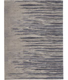 Kathy Ireland Moroccan Celebration Ki387 Blue - Beige Area Rug
