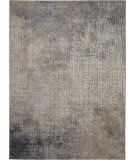 Kathy Ireland Moroccan Celebration Ki383 Ivory - Grey Area Rug
