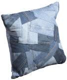 Nourison Pillows Denim J1024 Blue