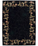 Nourison Julian JL-46 Black Area Rug