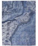 Nourison Prismatic PRS05 Blue Area Rug