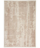 Kathy Ireland Silver Screen Ki344 Ivory - Mocha Area Rug