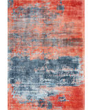 Nourison Safari Dreams Ki374 Blue - Brick Area Rug