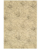 Kathy Ireland Ki04 Palisades Wildflowers Ki404 Bisque Area Rug