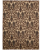 Nourison Kindred Kin09 Ivory Brown Area Rug