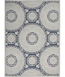 Nourison Key Largo KLG03 Blue Area Rug
