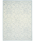 Nourison Aruba Arb02 Light Blue - Cream Area Rug
