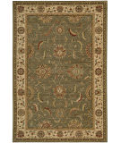 Nourison Living Treasures LI-04 Green Area Rug