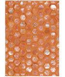 Michael Amini City Chic Ma100 Tangerine Area Rug