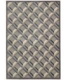 Nourison Graphic Illusions Gil22 Stone Area Rug