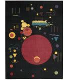 Nourison Modern Art MDR-04 Onyx Area Rug