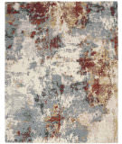 Nourison Artworks Atw01 Slate Multi Area Rug
