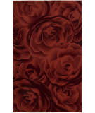 Nourison Moda MOD-06 Crimson Area Rug