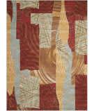 Nourison Modesto Mds10 Brown Area Rug