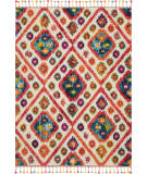 Nourison Moroccan Casbah Mcb03 Ivory - Pink Area Rug