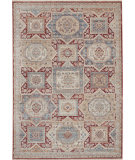 Nourison Homestead Hms02 Blue - Brick Area Rug