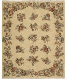 Nourison Nourmak Encore Noe09 Light Gold Area Rug