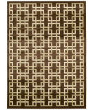 Nourison Nova Nov05 Brown Area Rug