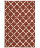 Nourison Portico Por01 Red Area Rug