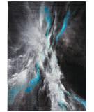 Nourison Le Reve Ler06 Charcoal - Multicolor Area Rug