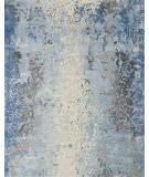 Nourison Prismatic Prs17 Denim Area Rug