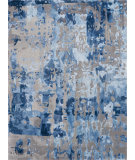 Nourison Prismatic Prs10 Blue - Grey Area Rug