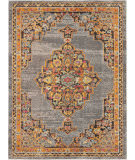 Nourison Passionate Pst01 Grey Area Rug