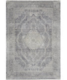 Nourison Starry Nights Stn05 Charcoal - Cream Area Rug