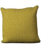 Nourison Mina Victory Pillows Felt R5000 Green