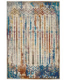 Nourison Radiant Rad02 Multicolor Area Rug