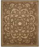 Nourison Regal Reg02 Chocolate Area Rug