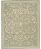 Nourison Regal Reg02 Green Area Rug