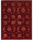 Nourison Regal Reg03 Garnet Area Rug