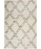 Nourison Venosa VSN01 Ivory - Grey Area Rug