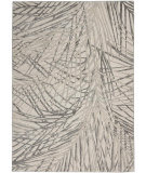 Nourison Rustic Textures RUS17 Ivory - Grey Area Rug