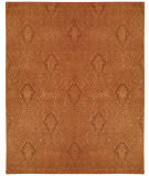 Nourison Silk Infusion Sif03 Dark Rust Area Rug